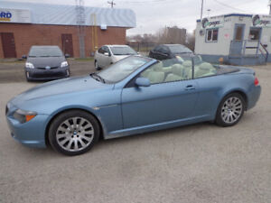 2005 BMW 6-Series 645 CI Convertible