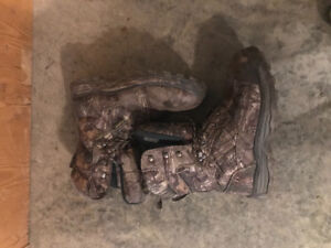 Survivors Thinsulate Boots