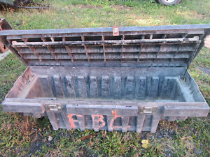 """TRUCK TOOL BOX 61""""X21""""X16"""" Approx. COFFRE OUTIL CAMION PICK UP West Island Greater Montréal image 2"""