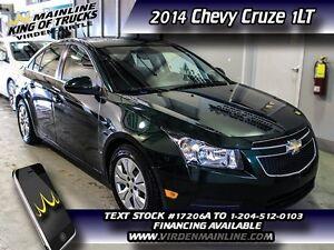 2014 Chevrolet Cruze 1LT  - $99.99 B/W