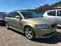 2009 59 Volvo S40 1.6 2009MY R-Design Sport Petrol 5 Speed Manual