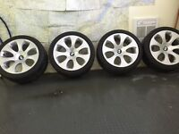 BMW 19 inch Mags, wheels and tires