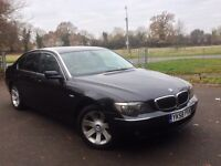 2008 BMW 7 SERIES 3.0 730Ld SE AUTOMATIC LWB 4dr HPI CLEAR
