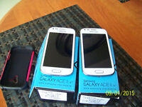 Samsung Galaxy Ace 2 -$ 60.00 for 2