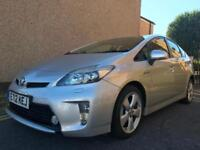 Toyota Prius 1.8 VVT-i Hybrid ( Leather ) 1794cc CVT 2012MY T Spirit