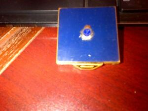 Antique WWII Royal Canadian Navy(RCN) Sweetheart Compact
