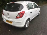 Vauxhall Corsa 1.3 diesel - 12 months MOT