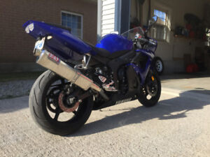 Yamaha R6S 2006 Excellent condition