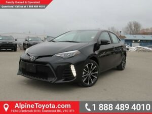 2018 Toyota Corolla SE  - Sunroof - Upgrade Package