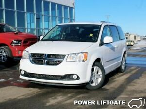 2015 Dodge Grand Caravan CREW  - Leather Seats