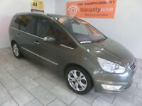 2011 Ford Galaxy 2.0TDCi 163 Titanium X, FULLY LOADED *BUY FOR ONLY £50 A WEEK*