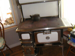 Lovely Wood Burning Cookstove