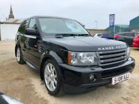 SOLD Land Rover Range Rover Sport 2.7TD V6 auto 2008MY HSE