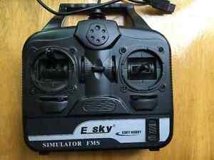 E-Sky Flight Simulator Remote Control London Ontario image 2