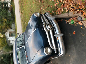 1949 ford rolling chassis project