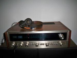 PIONEER AM/FM RECEIVER model SX-727