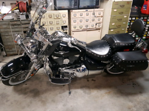 2007 Boulevard C90T 1500cc showroom condition.