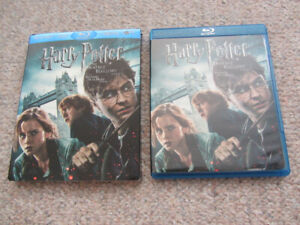 Harry Potter And The Deathly Hallows Part 1 - Blu-ray/DVD Combo
