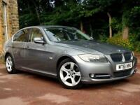 2011 BMW 3 Series 318d Exclusive Edition 4dr , £30 Tax, F.S.H, Leather seats SAL