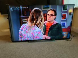 "55"" 4K Ultra HD HDR smart LED TV"
