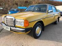 Classic Mercedes-Benz 230 60,000 miles must be seen
