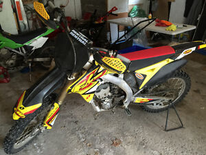 RM-Z 250cc 2013 Original Owner will sign over ownership.