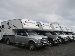Huge Truck Camper Summer Sale