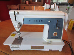 "Singer ""Touch & Sew"" Sewing Machine"