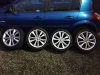 """Audi A3 17"""" alloys"""