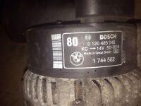 Bmw e36 alternator Bosh 0 120 485 048