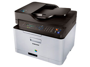Samsung Xpress c460fw, multi-function and colour laser printing