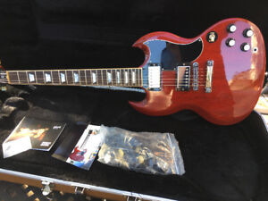 2015 Gibson SG Standard (Excellent Condition)