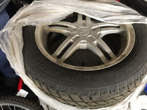 Winter Tires for Sale - 205 55R16