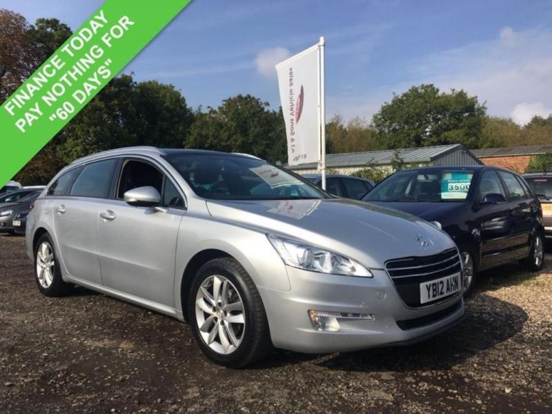 2012 12 PEUGEOT 508 2.0 HDI SW ACTIVE 5DR 140 BHP DIESEL