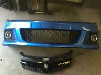vauxhall astra mk5 vxr front and rear bumpers