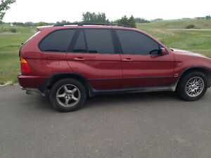 2003 BMW X5 3.0is SUV, Crossover