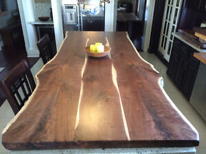 Rustic custom tables, benches, cabinets, barndoors Cambridge Kitchener Area image 10