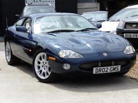 Jaguar XKR 4.0 Supercharge automatic 2002 (02)