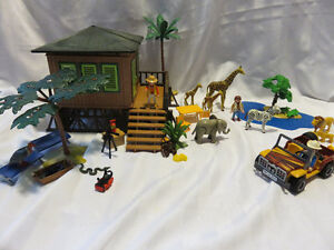 Playmobil 5759 - Safari Adventure set