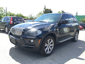 2007 BMW X5*PANO*LEATHER*NO ACCIDENTS*CERTIFIED+EMISSION INCL.