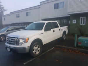 2012 Ford F150 XLT 4x4 flex fuel
