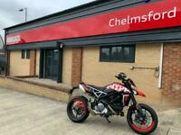 Ducati Hypermotard 950 RVE 2021 Supermoto motorcycle In stock now
