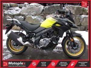 2018 Suzuki V-Strom 650 33$/SEMAINE