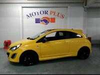2012 VAUXHALL CORSA LIMITED EDITION HATCHBACK PETROL