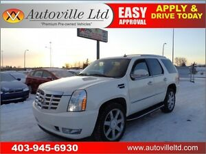 2010 Cadillac Escalade AWD LUXURY NAVI BCAM