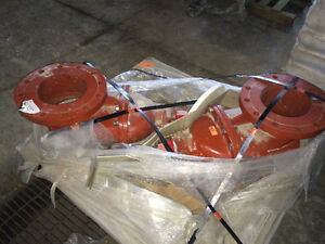 """New 8"""" to 12"""" gate valves for sale"""