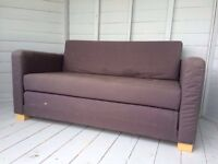 FREE Grey sofa bed from Ikea