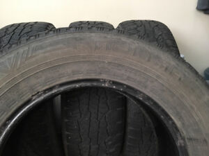 4 All Weather Nokian Tires 245/65R17 ($50 Cheaper!)