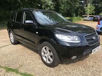 57 Hyundai Santa Fe 2.2CRTD AUTO 7 SEATS FULL LEATHER 2008 MY