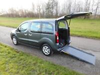 2015 Citroen Berlingo Multispace 1.6 Hdi 8K Wheelchair Accessible Vehicle WAV